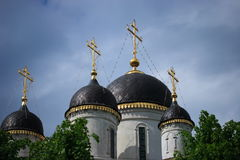 Tver orthodox Church  Stock Images