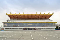 Tver. Sport palace Royalty Free Stock Images