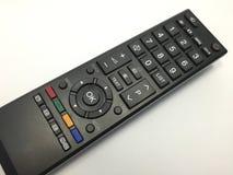 TVfjärrkontroll Arkivfoton