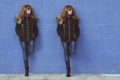 tvilling- Royaltyfri Fotografi