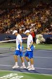 Tvilling- bröder Robert Bryan och Michael Bryan Royaltyfria Foton