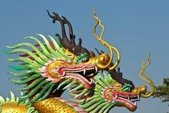 Tvilling- drake Royaltyfri Bild