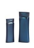 Tvilling- flaska för påfyllningsflytande Royaltyfria Foton