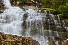 Tvinde Waterfall - Norway Stock Images