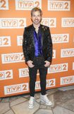 TVP2 New Year of Dreams gala, Zakopane, Poland. Limahl - Christopher Hamill at The New Year of the Dreams gala by TVP2 Stock Images