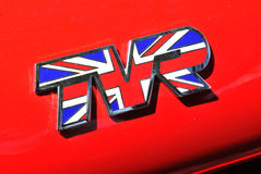 TVR Stock Image