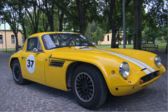 TVR Grantura Royalty Free Stock Photos