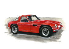 TVR Griffith 400 Royalty Free Stock Image