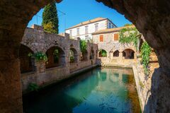 Free Tvrdalj Castle In Stari Grad, Hvar, Croatia Royalty Free Stock Photography - 168976587