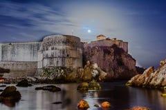 Tvrdova Bohar, Dubrovnik, Kroatië Stock Foto's