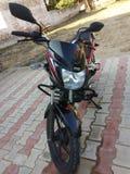 TVS bike stock photos