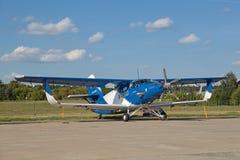 TVS-2DT samolot Zdjęcia Royalty Free