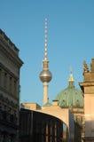 TVtorn i Berlin Royaltyfri Fotografi