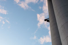 TVtorn, Prague Arkivfoto