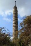 TVtornet av Kairo Royaltyfria Bilder