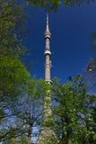 TVtower Fotografie Stock Libere da Diritti