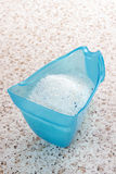 Tvätteritvättmedel eller tvagningpulver Royaltyfria Foton