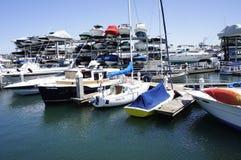 Twój łodzie motorowa, Mój łodzie motorowa Obrazy Royalty Free