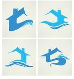 Twój domowa pobliska woda Zdjęcie Stock