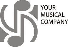 twój firma logo Obraz Royalty Free