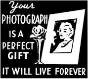 Twój fotografia Obrazy Royalty Free