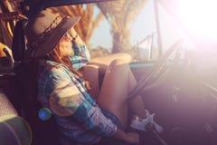 twój wakacje rodzinny szczęśliwy lato Fotografia Stock