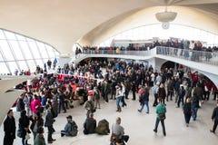 TWA FLIGHT Center JFK OHNY Event Stock Photography