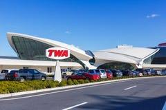 Free TWA Hotel Terminal New York JFK Airport Royalty Free Stock Photography - 181027067