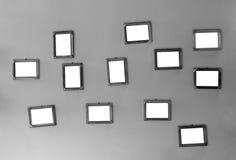 Twaalf frames Stock Foto
