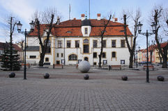 TWARDOGORA, POLAND Royalty Free Stock Photo