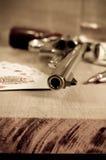 twardy pokera. Zdjęcie Royalty Free