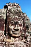 Twarz Angkor Wat Zdjęcia Stock
