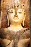 Twarz Buddha statua. Zdjęcie Royalty Free