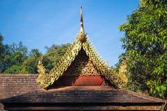 Twarz dach Obrazy Royalty Free