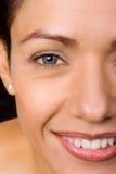 twarz kobiety Fotografia Royalty Free