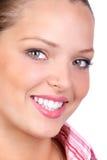 twarz kobiety Zdjęcia Royalty Free