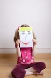 twarz szczęśliwa zdjęcie stock