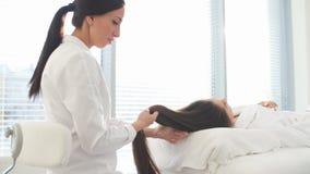 Twarzowa zdrój kosmetologii procedura Skóry opieki dźwignięcia anty pełnoletni masaż zbiory