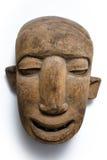 twarzy afrykańska maska Zdjęcie Royalty Free