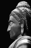 Twarzy Buddha statuy Fotografia Stock