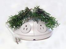 twarzy energetyczna zieleń Zdjęcia Royalty Free