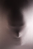 twarzy istota ludzka Obrazy Royalty Free