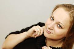 twarzy kobieta zdjęcie stock
