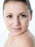 twarzy kobieta Fotografia Stock