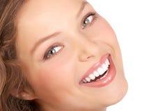 twarzy kobieta Obrazy Royalty Free