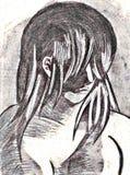 twarzy kobieta s Fotografia Stock