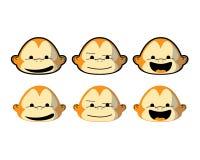 twarzy małpa Obrazy Stock