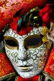 twarzy maska Venice Fotografia Royalty Free