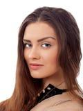 twarzy portreta kobiety potomstwa Obraz Stock