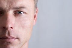 twarzy przystojni mężczyzna s potomstwa Fotografia Stock